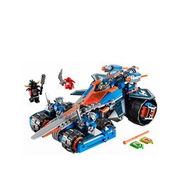 LEGO 70315 Clay's Rumble Blade NEXO KNIGHTS
