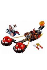 LEGO LEGO 70314 Beast Master's Chaos Chariot NEXO KNIGHTS