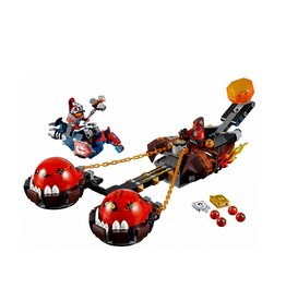 LEGO 70314 Beast Master's Chaos Chariot NEXO KNIGHTS