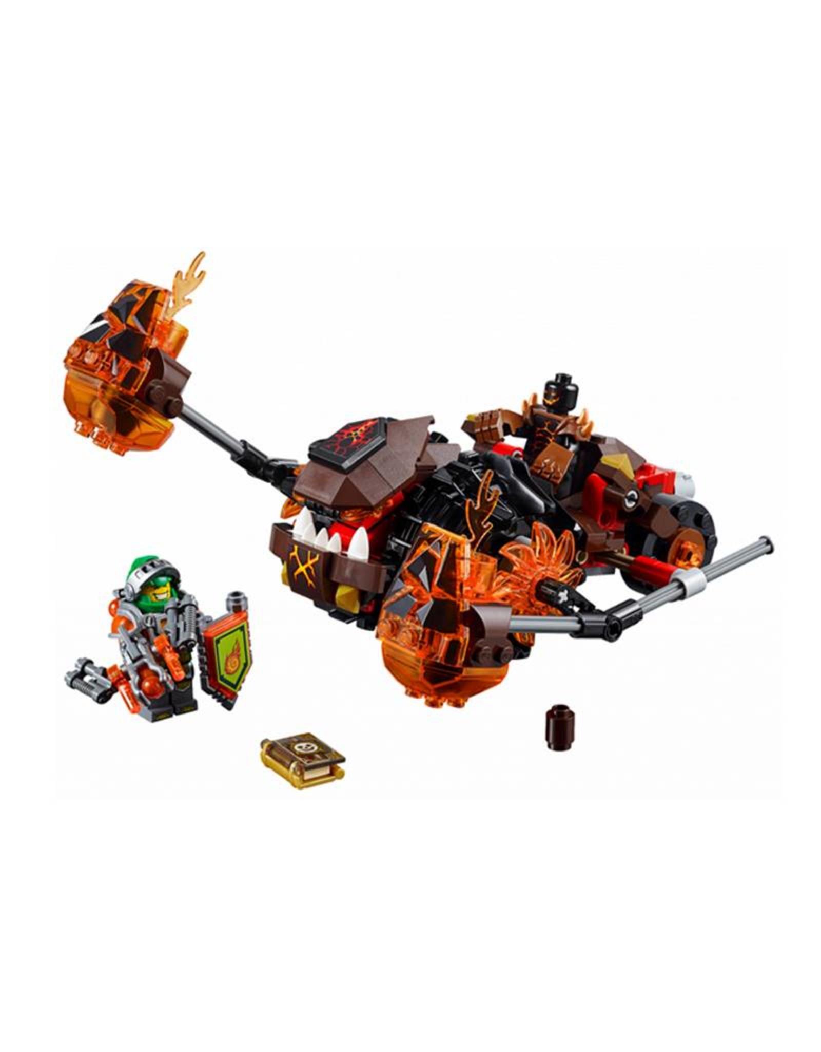 LEGO LEGO 70313 Moltor's Lava Smasher NEXO KNIGHTS