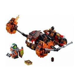 LEGO 70313 Moltor's Lava Smasher NEXO KNIGHTS