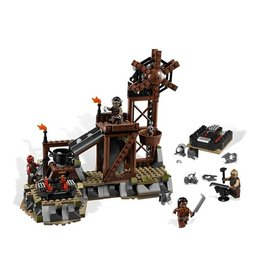 LEGO 9476 The Orc Forge LORD OF THE RINGS