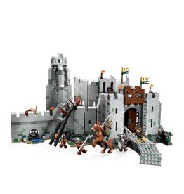 LEGO 9474 The Battle of Helm's Deep LORD OF THE RINGS
