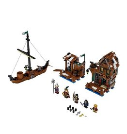 LEGO 79013 Lake-town Chase THE HOBBIT