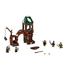 LEGO 79016 Attack on Lake-town THE HOBBIT
