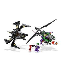 LEGO 6863 Batwing Battle Over Gotham City SUPER HEROES