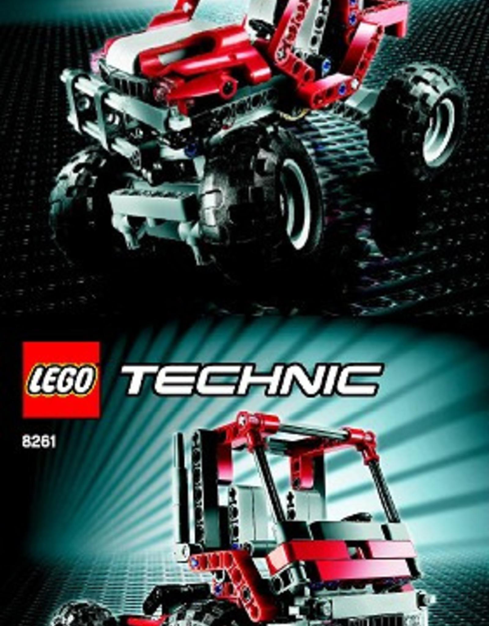 LEGO LEGO 8261 Rally Truck TECHNIC