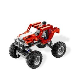 LEGO 8261 Rally Truck TECHNIC