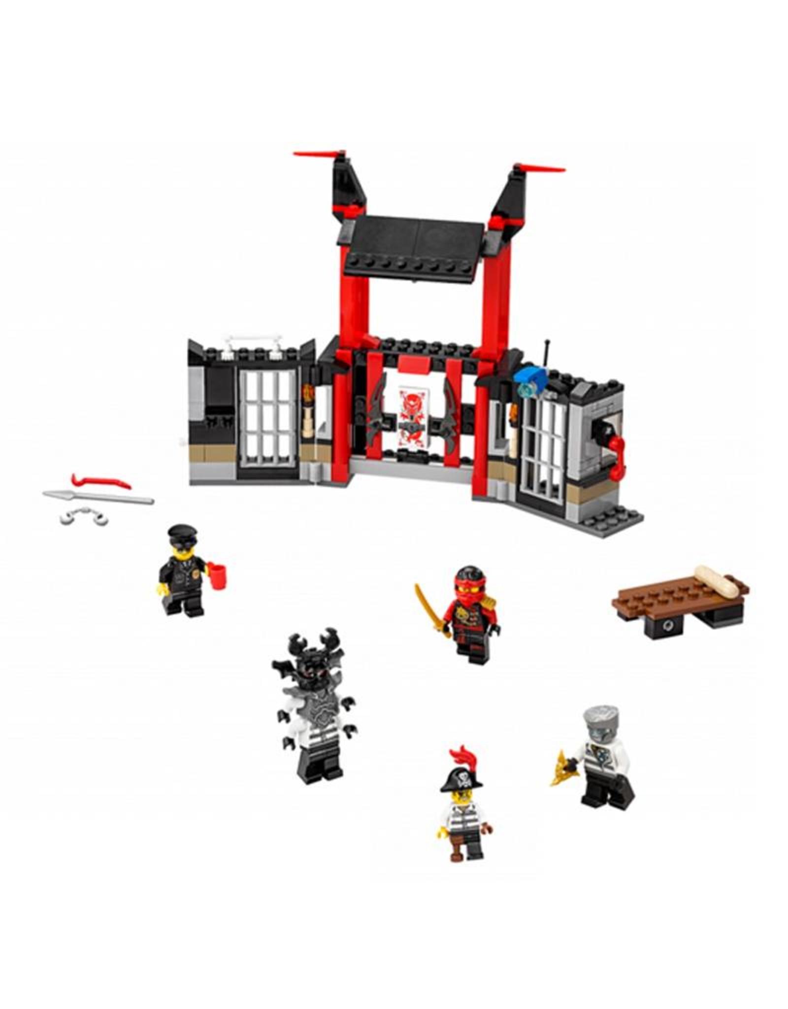 LEGO LEGO 70591 Kryptarium Pirson Breakout NINJAGO