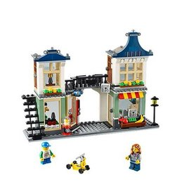 LEGO 31036 Toy & Grocery Shop CREATOR