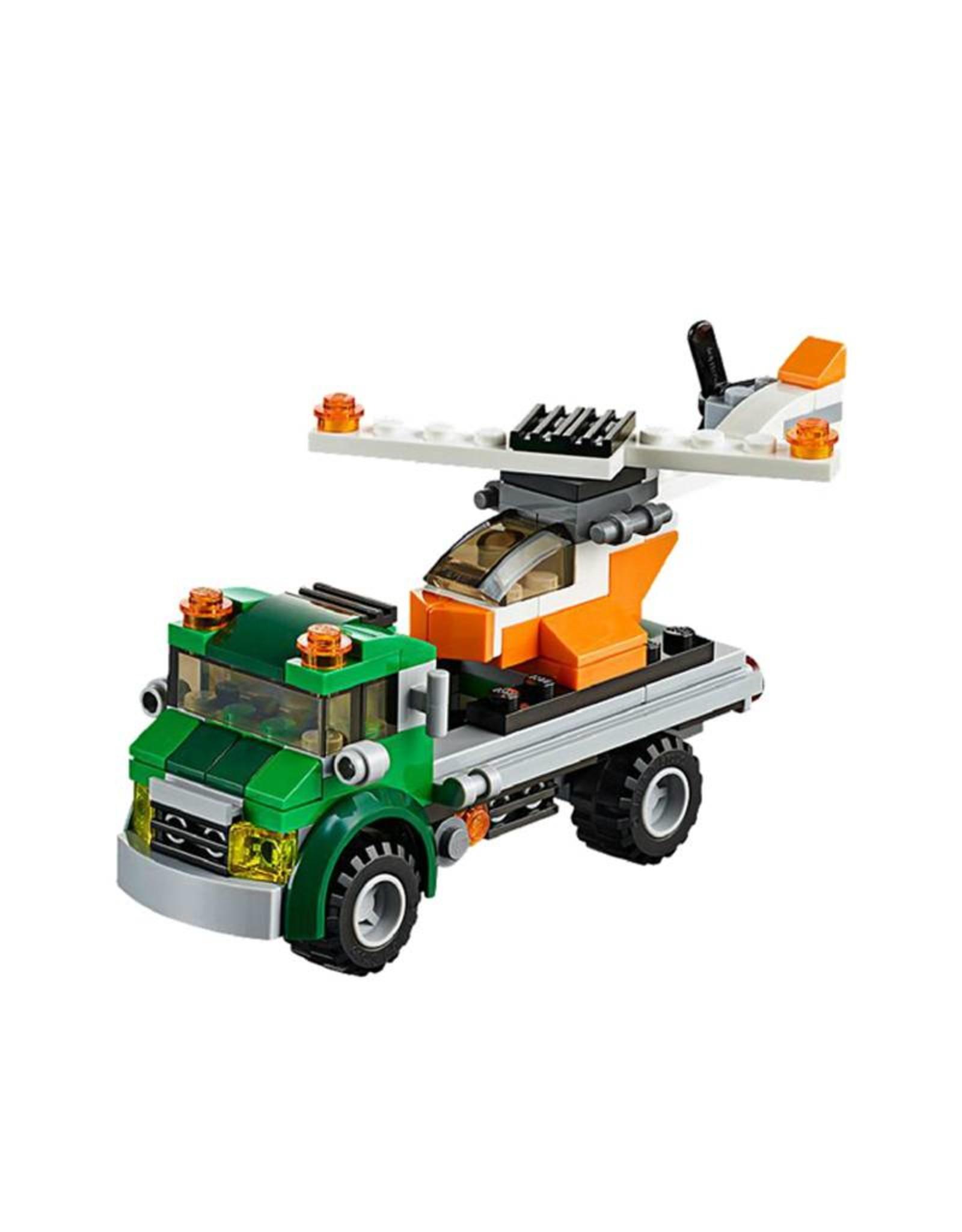 LEGO LEGO 31043 Chopper Transporter CREATOR