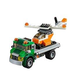 LEGO 31043 Chopper Transporter CREATOR