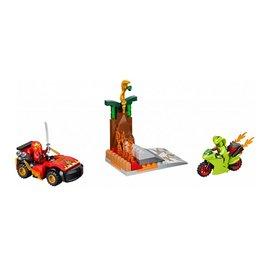 LEGO 10722 Snake Showdown NINJAGO