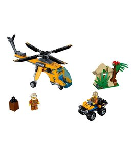 LEGO 60158 Jungle Halftrack Mission CITY