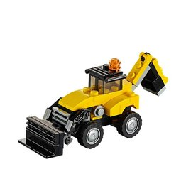 LEGO 31041 Construction Vehicles CREATOR