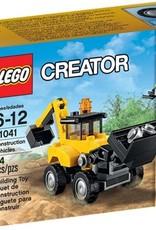 LEGO LEGO 31041 Construction Vehicles CREATOR