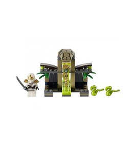 LEGO 9440 Venomari Shrine NINJAGO