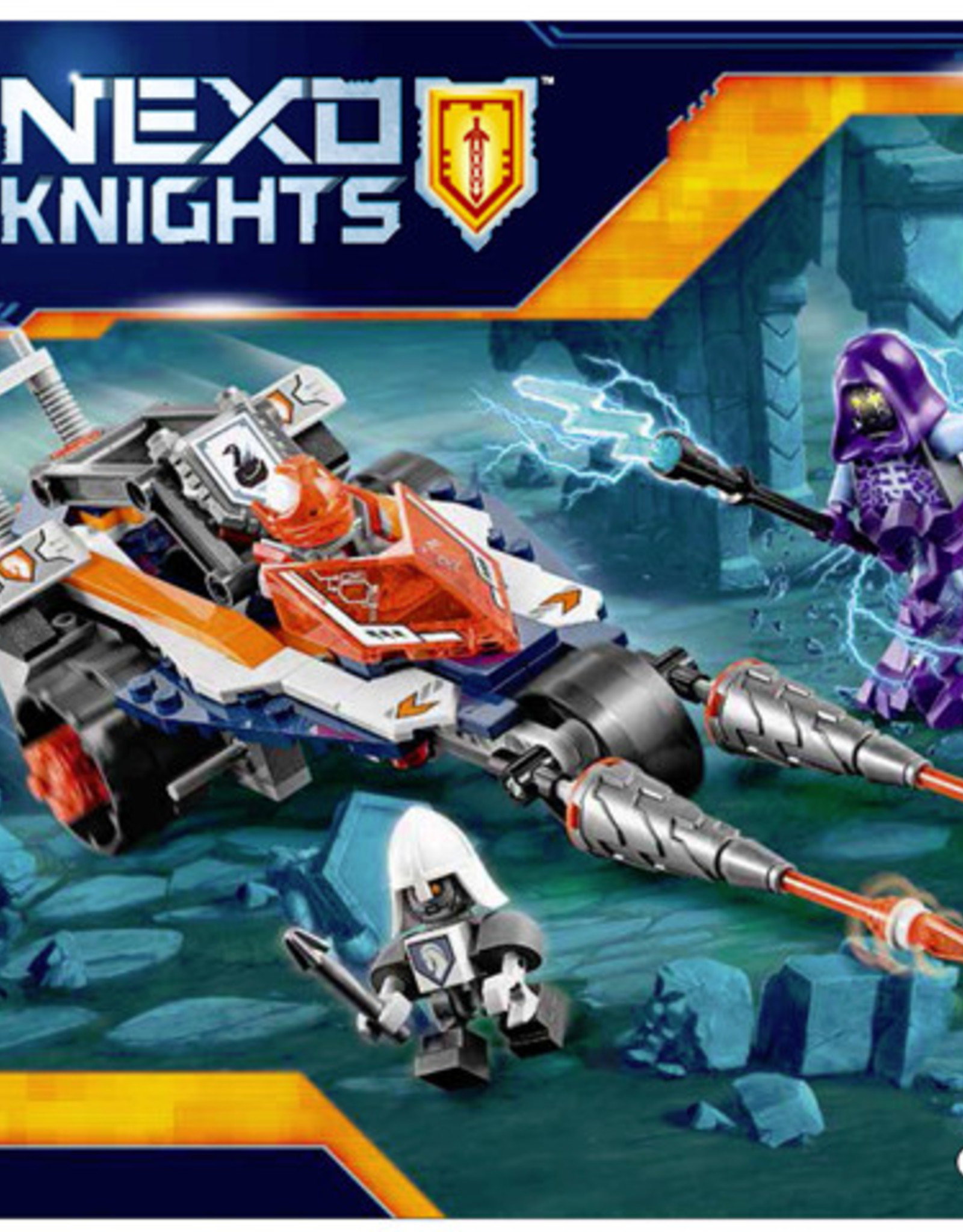 LEGO LEGO 70348 Lance's Twin Jouster NEXO KNIGHTS
