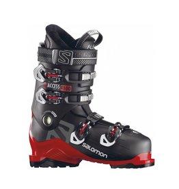 SALOMON Access X 100 Skischoenen zw/rd Gebruikt