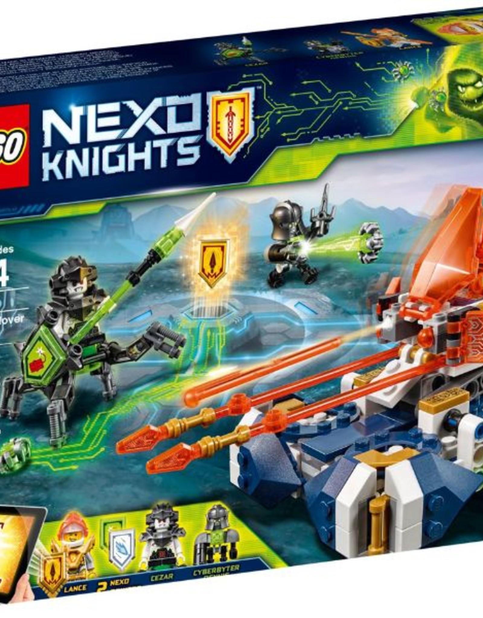 LEGO LEGO 72001 Lance's Hover Jouster NEXO KNIGHTS