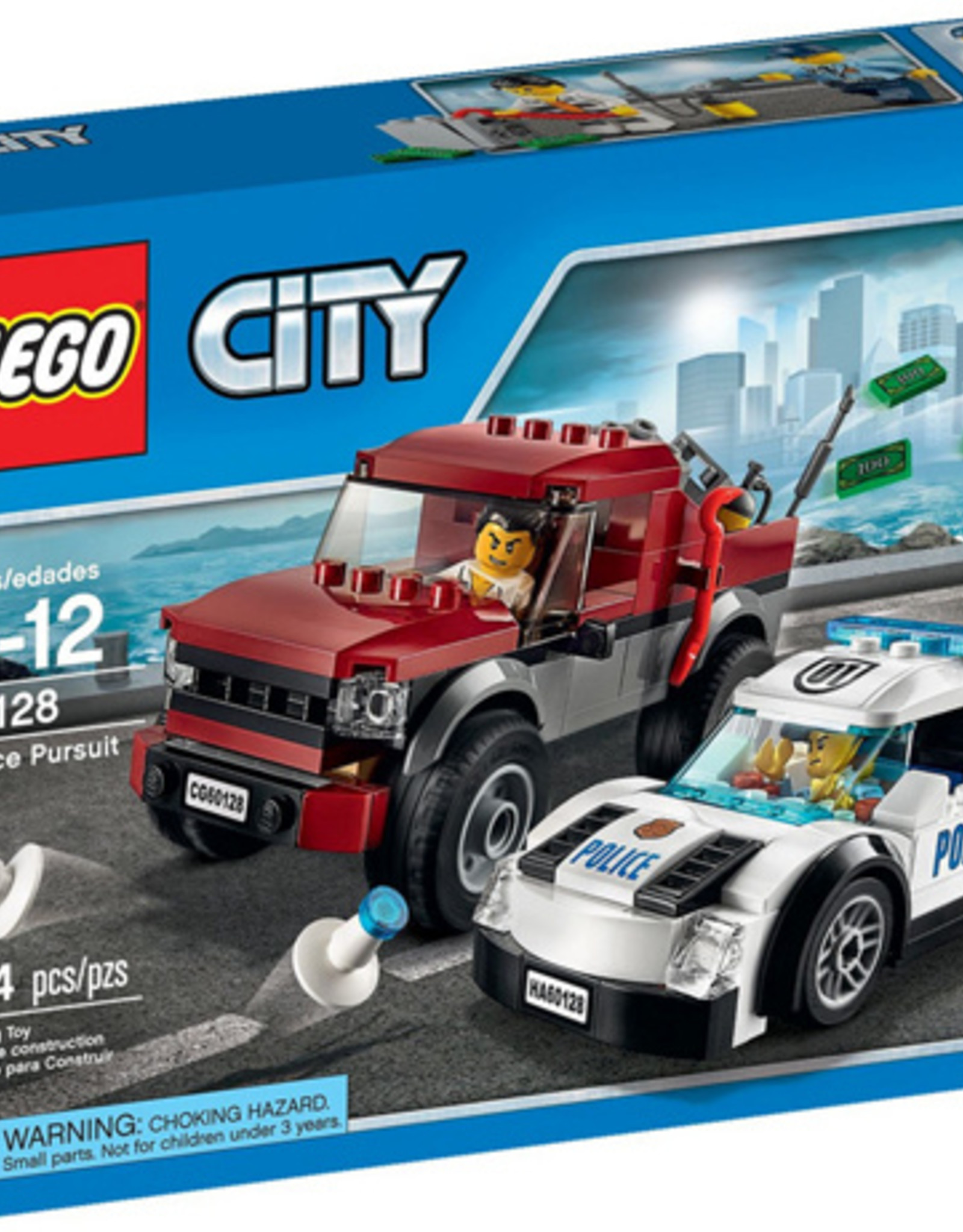 LEGO LEGO 60128 Police Persuit CITY