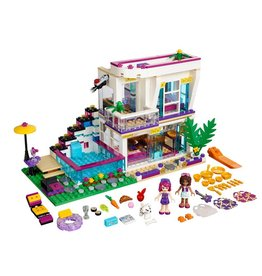 LEGO 41135 Livi's Pop Star House FRIENDS