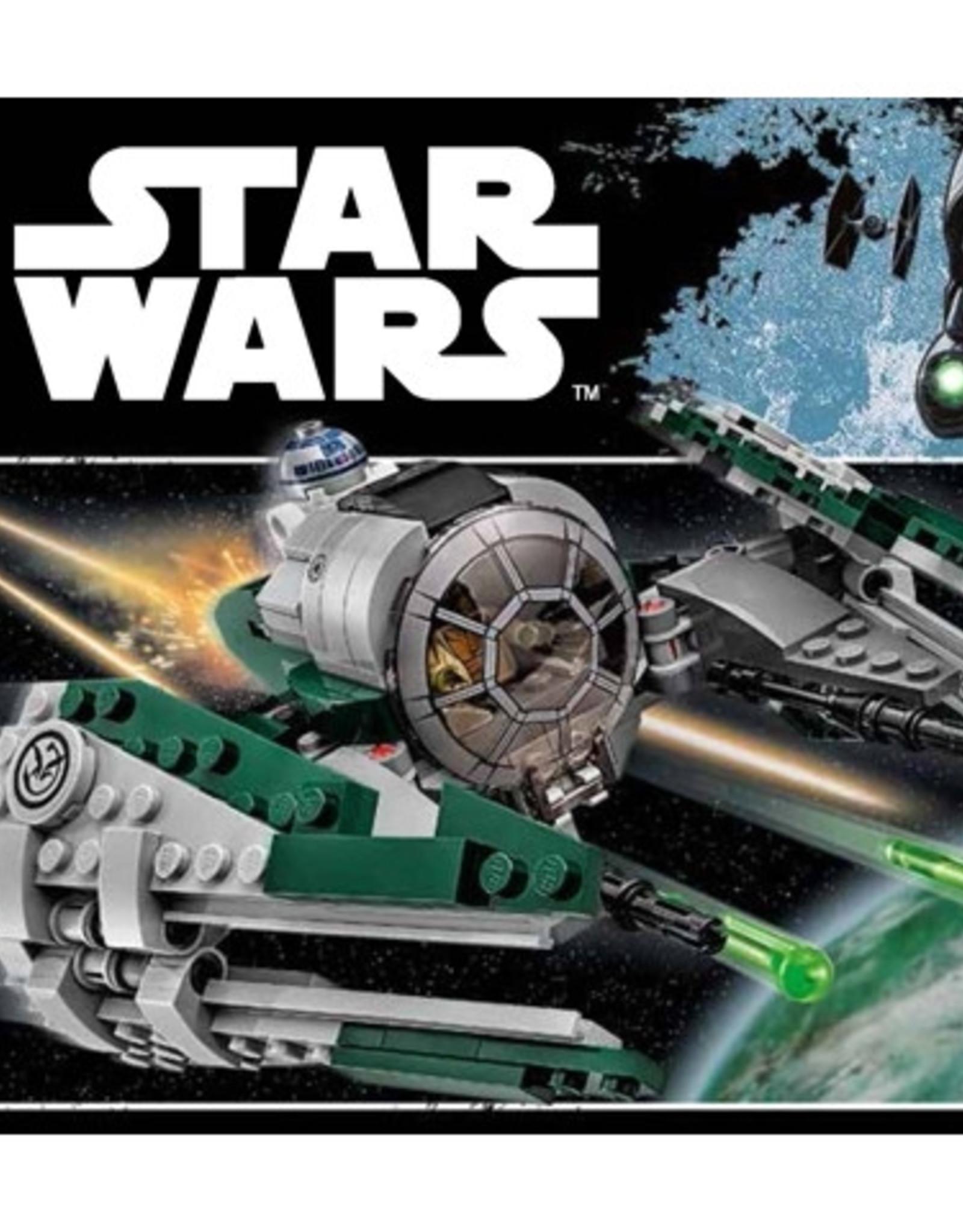 LEGO LEGO 75168 Yoda's Jedi Starfighter STAR WARS