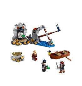 LEGO 4181 Isla de Muerta PIRATES OF THE CARIBBEAN