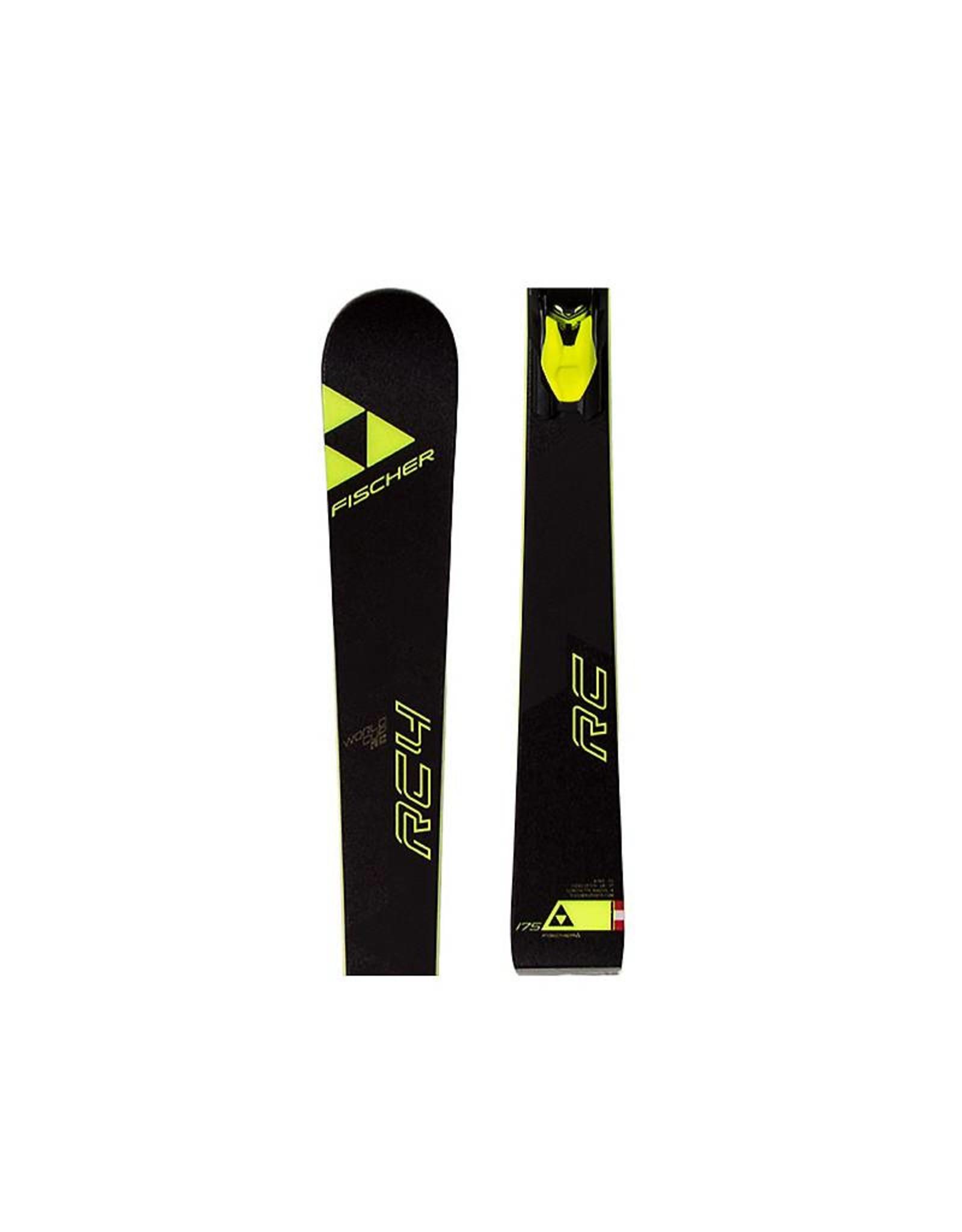 FISCHER Fischer RC4 Worldcup RC (n) Ski's Gebruikt