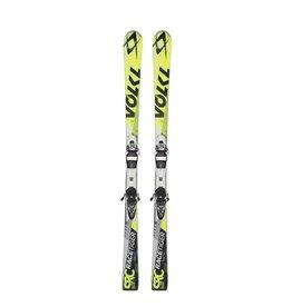 VOLKL SRC Racetiger Ski's Gebruikt