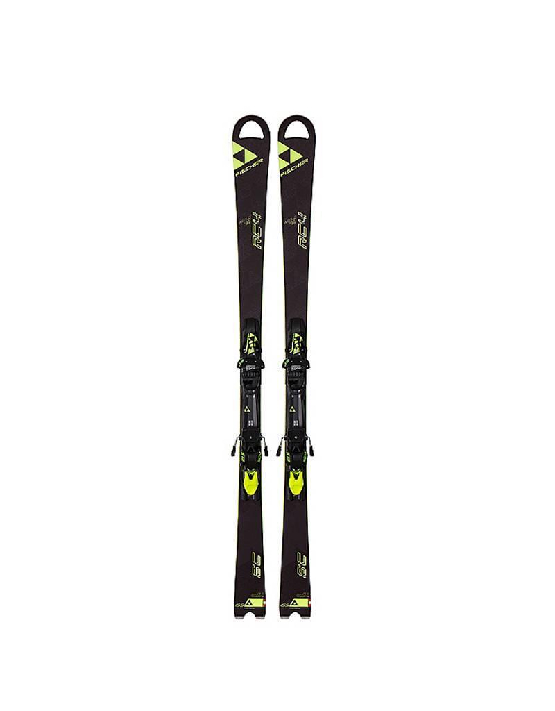 FISCHER Fischer RC4 Worldcup SC (n) Ski's Gebruikt