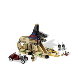 LEGO 7326 Rise of the Sphinx PHARAOH'S QUEST