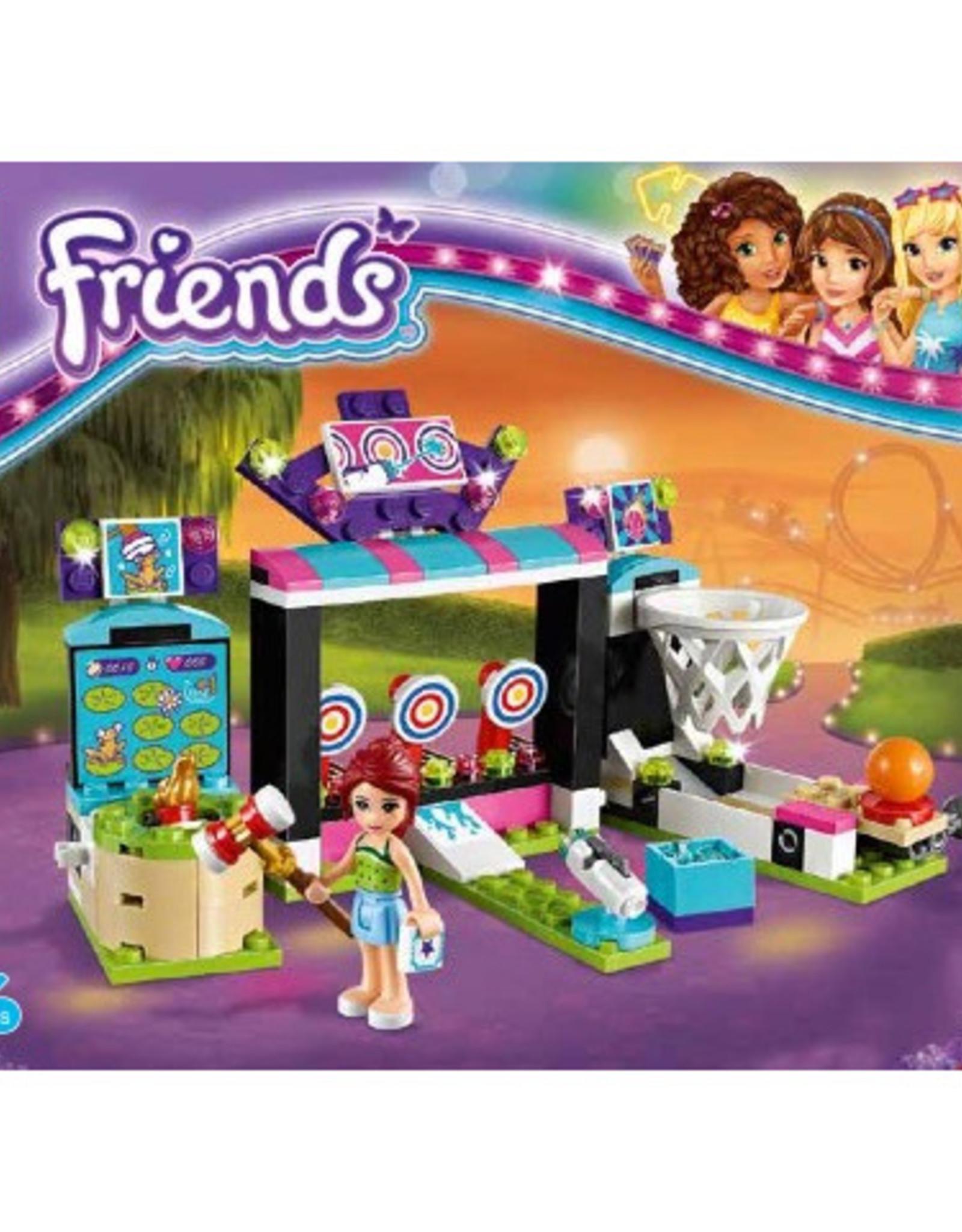 LEGO LEGO 41127 Amusement Park Arcade FRIENDS