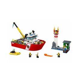 LEGO 60109 Fire Boat CITY