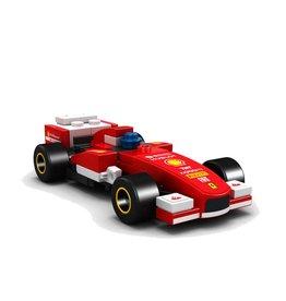 LEGO 40190 Ferrari F138 V-POWER