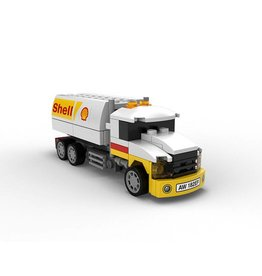 LEGO 40196 Shell Tanker V-POWER