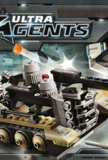 LEGO LEGO 70161 Tremor Track Infiltration ULTRA AGENTS