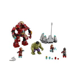 LEGO 76031 The Hulk Buster Smash SUPER HEROES