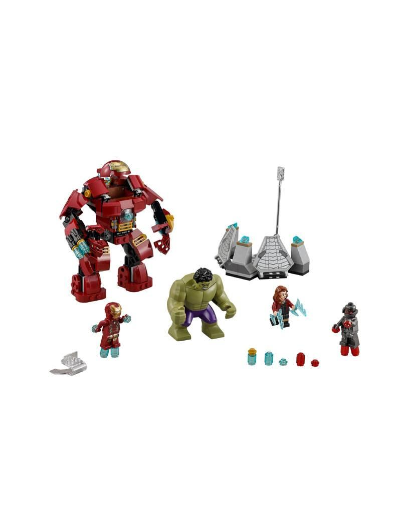 LEGO LEGO 76031 The Hulk Buster Smash SUPER HEROES
