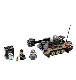 LEGO 70161 Tremor Track Infiltration ULTRA AGENTS