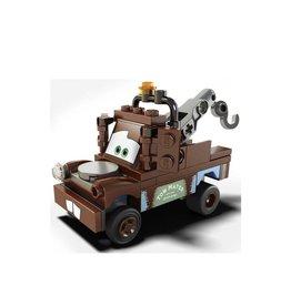 LEGO 8201 Bruine Takelwagen CARS