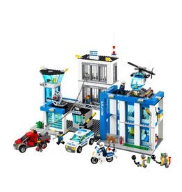 LEGO 60047 Politiebureau CITY