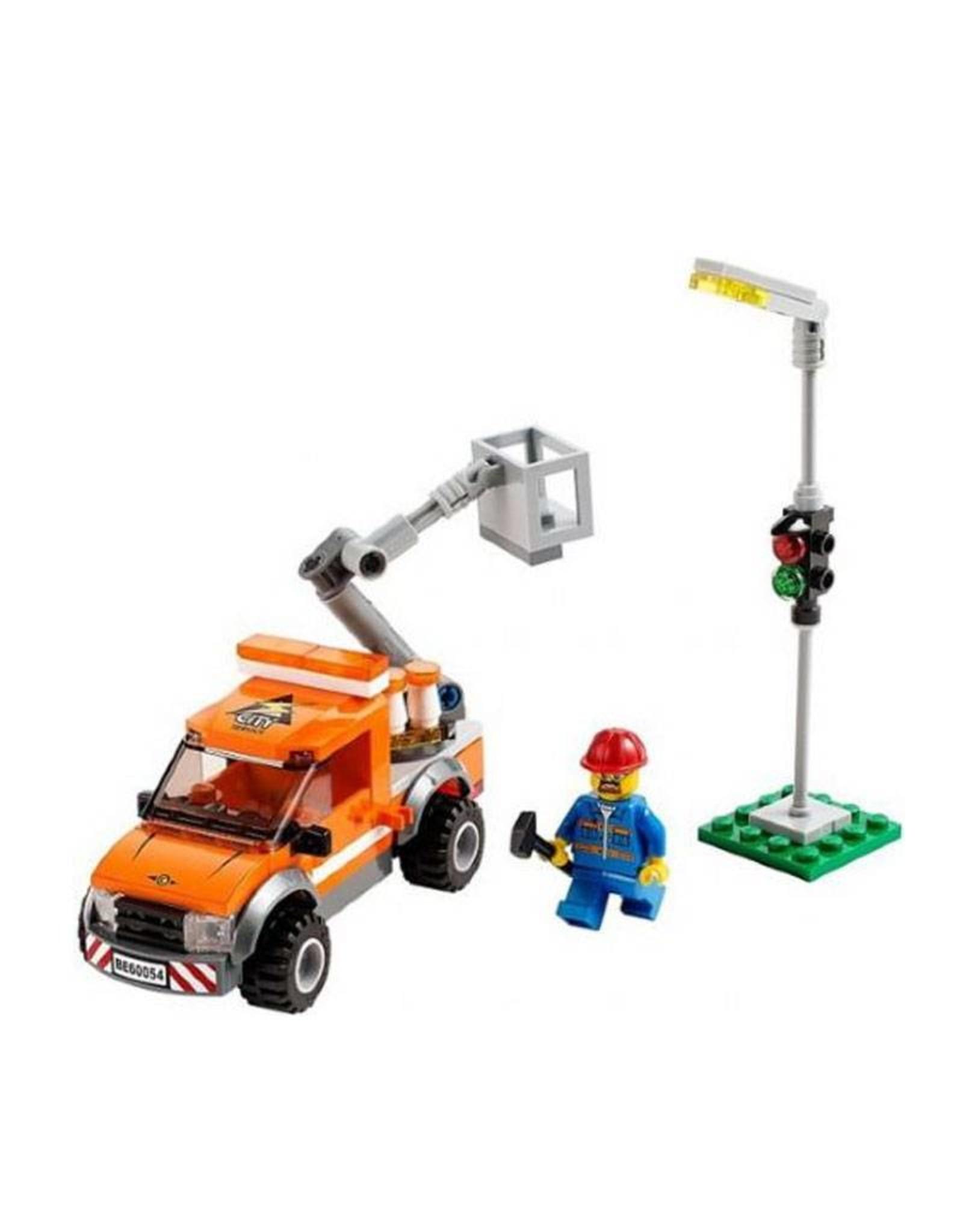 LEGO LEGO 60054 Light Repair Truck CITY