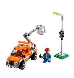 LEGO 60054 Light Repair Truck CITY