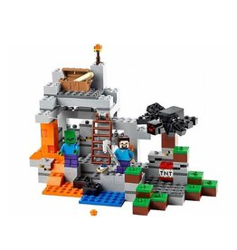 LEGO 21113 The Cave MINECRAFT
