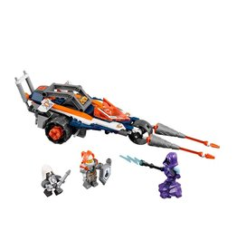 LEGO 70348 Lance's Twin Jouster NEXO KNIGHTS