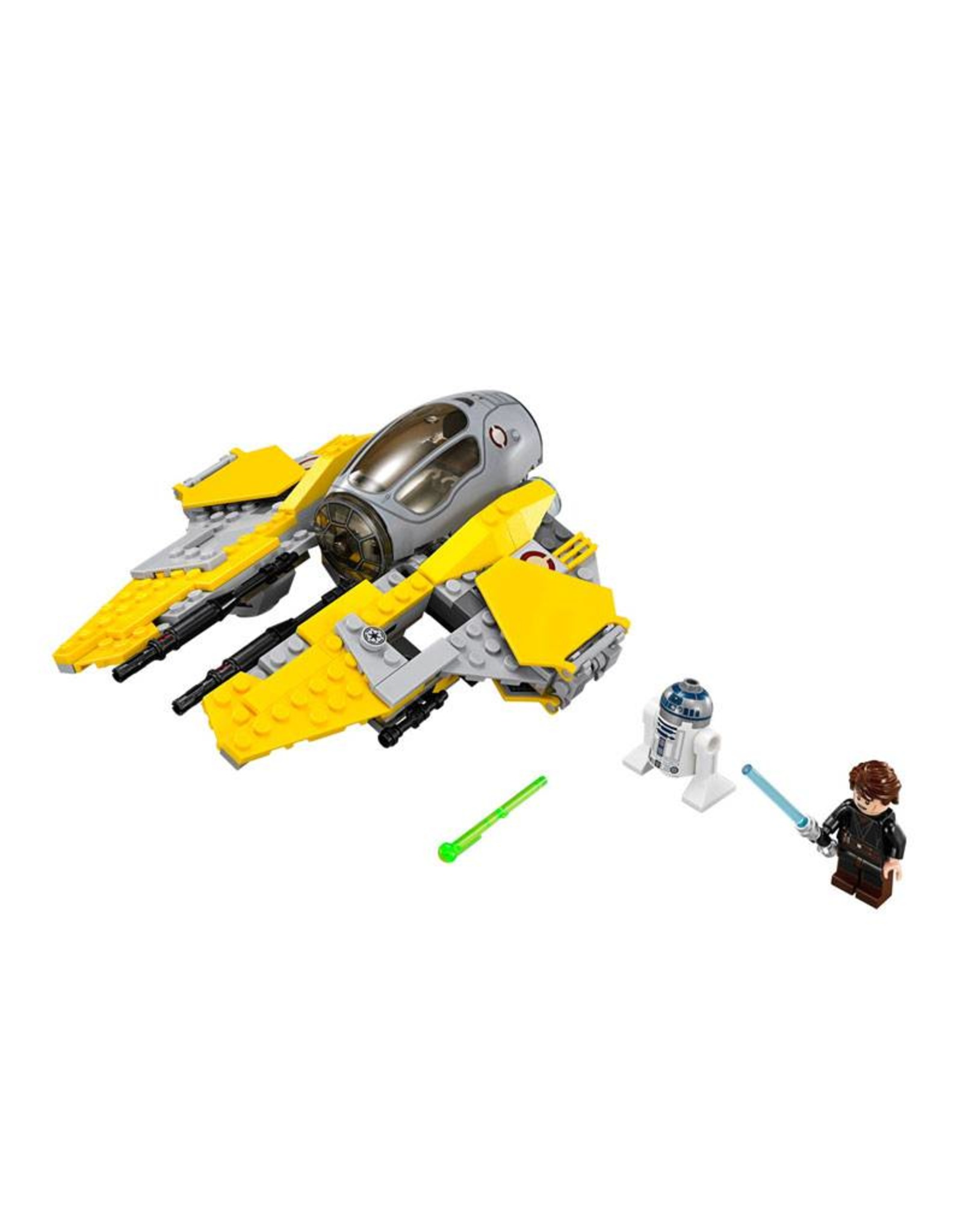 LEGO LEGO 75038 Jedi interceptor STAR WARS