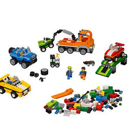 LEGO 4635 Fun with Vehicles JUNIOR CREATOR