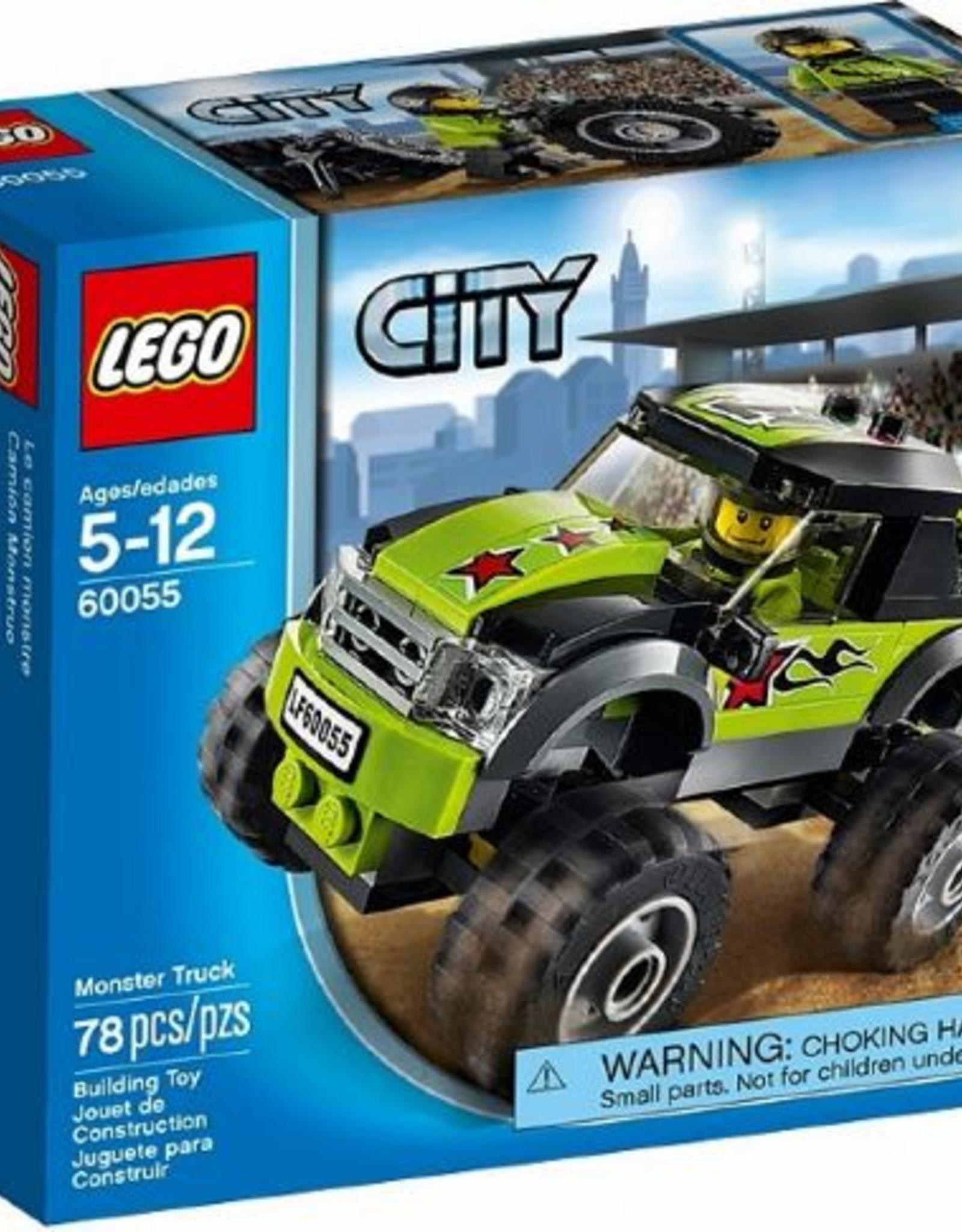 LEGO LEGO 60055 Monster Truck CITY
