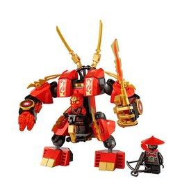 LEGO 70500 Kai's Fire Mech NINJAGO